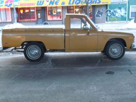 1972 Ford Courier II by Brooklyn47