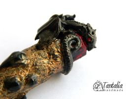 Pen Treasures of the Black Dragon by Tantalia