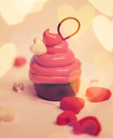 Valentines Day cupcake III by CopycatII