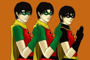 Robins.1.2.3. by CrimsonHorror