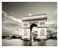 Arch of triumph by kay17ryan