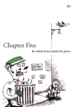 Ernest Finds His Place: Chap.5 by papergori