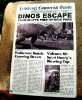 Dinos Escape by GlassHouse-1