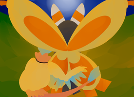 PKMNation: A night by the fire by M1LK-CH3RRY