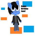 Happy Birthday Juan :333 by DoctorWii