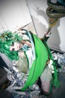Final Fantasy IV- Rydia I by hydeaoi