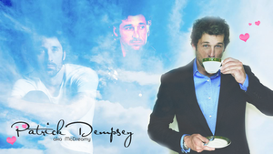Patrick Dempsey wallpaper 1 by SnuppyNusser