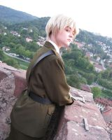 APH - England by ShadowSilverSonic
