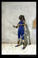 Taki - Soul Calibur by Maricuti