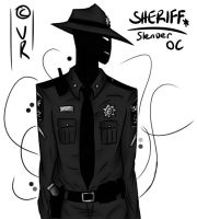 [SV OC] The Sheriff by FireHacked
