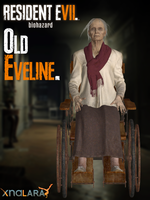 Resident Evil 7 : Biohazard - XPS - Old Eveline by xZombieAlix