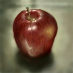 An apple by dwsel