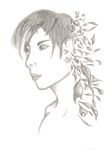 Gackt Sketch by soxichan