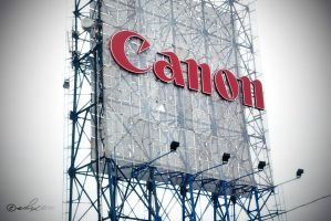 canon billboard by xeane21