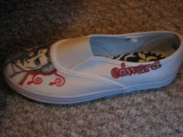 The Edward Cullen Shoe 2 by everythingerika