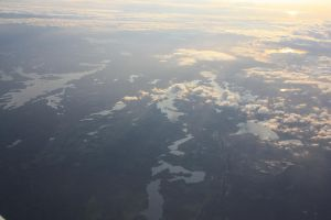 sweden from the skies by michell-e