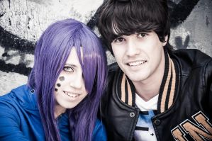 Cosplay session: Vocaloid/10 by PePaP