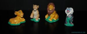 Lion King Mattel Toddler 4 Piece Set - Version 1 by LionKingForLife
