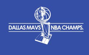 Dallas Mavericks NBA Champions by IshaanMishra