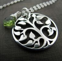 Tree of life by JuneDesignsJewelry