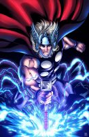 Thor by Solid-colors