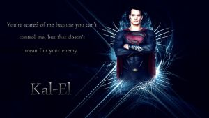 Kal-El by Super-Fan-Wallpapers