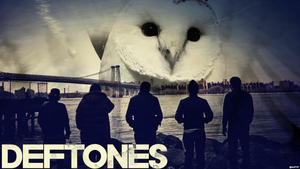Deftones Wallpaper by LP-ANA