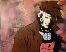 Gambit By: ChrisEcto - Chris Ecto by ChrisEcto