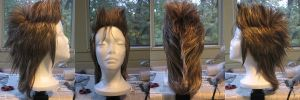 Demyx Wig Commission by magneticjade