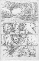 Wolverine 'the worst there is' Page1 by jakebilbao