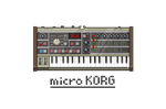 Pixel Microkorg 2 by nevardaed