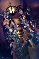 league of legend cosplay by okageo