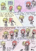 Karaoke Time With Axel.Roxas by xXxWhiteWolfxXx