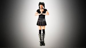 Pauley Perrette Holy Abby by Dave-Daring