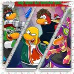 DJ K-dance and The Penguin Band by Selena12-CP