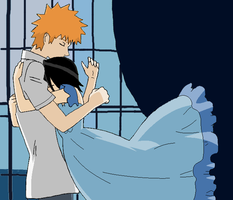 Please Don't Leave Me, Ichigo by animeheart10