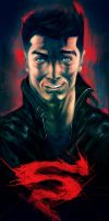 Superboy by hasunkhan