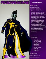 Protectors File-11 by 127thlegion