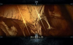 The Acts V: Reaper of Souls #1  Diablo's Fall by Holyknight3000