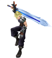 Final Fantasy Dissidia by sliscin