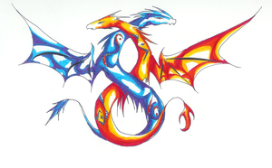 More not 1 not 5 dragons by Slifer
