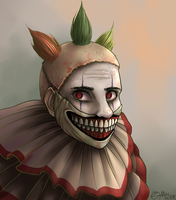::AHS:: Twinky The Clown by Thildou-chan