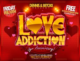 LOVE ADDICTION by baker2pd