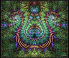 Shiny Happy Fractal by Loony-Lucy