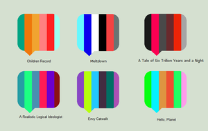 OPEN Name your price Palette Adopts - Vocaloids by 77SAR77