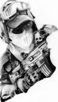 Ghost Recon - Future Soldier (WIP#2) by deathlouis