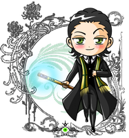 CC- Loki Feel like a Sir by YukiMiyasawa