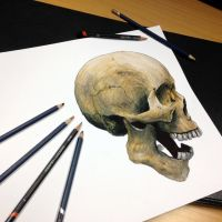 Skull Teaser by AtomiccircuS