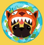 Dog.Eat.Pug.World by Quiccs