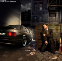 BMW e30 by hesoyam25